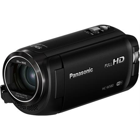 Panasonic W580 Camcorder Image 1